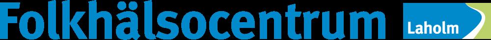 Folkhälsocentrum logotyp